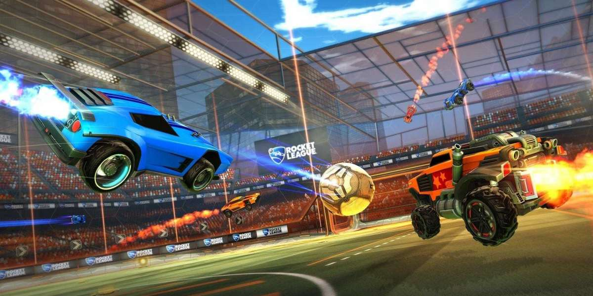 Anyone can tune into the boilerplate of a Rocket League