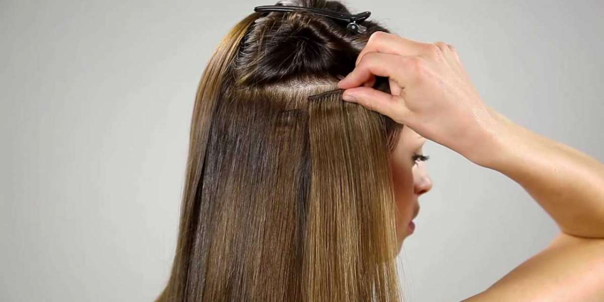 How to Care For Bonded Hair Extensions?