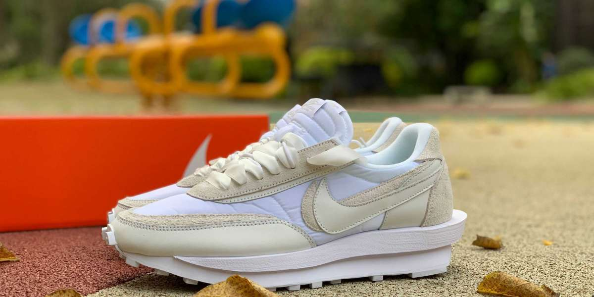You Can Find More Sacai x Nike LDWaffle 'White Nylon' Here